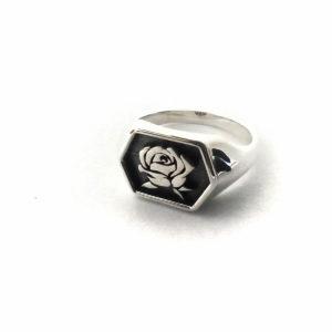 טבעת ורד